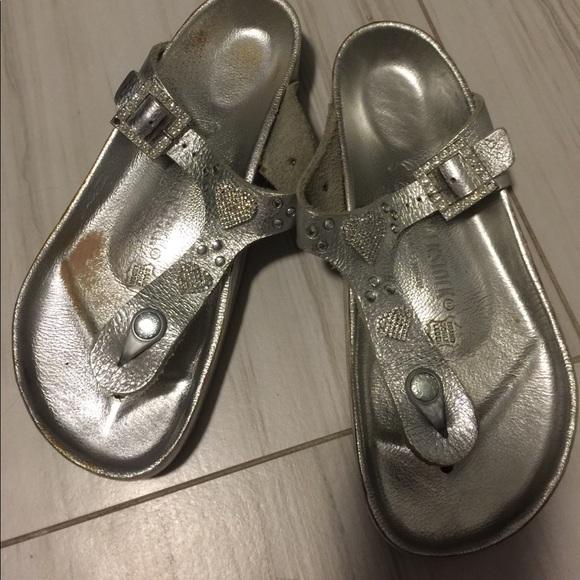 buy popular 12671 67435 Birkenstock by heidi klum sandals